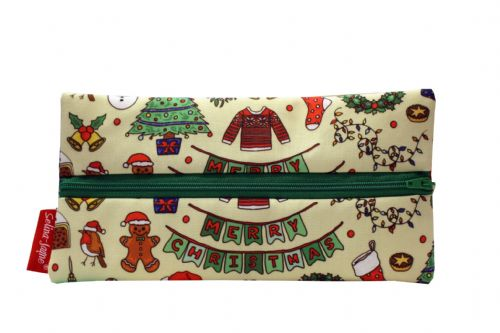Selina-Jayne Christmas Limited Edition Designer Pencil Case